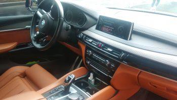 BMW X6 M5 2017