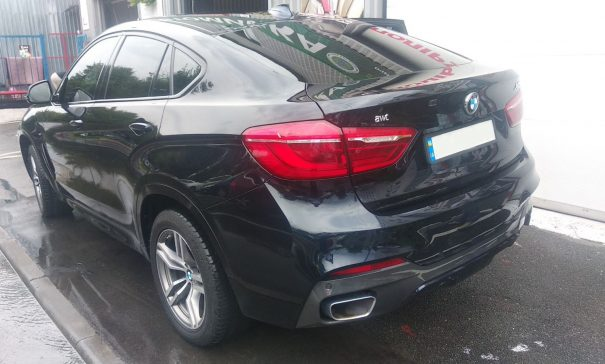 BMW X6 M5 2017 2