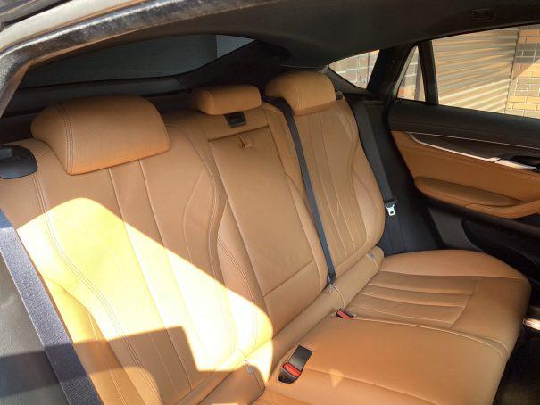 BMW X6 M5 2017 1