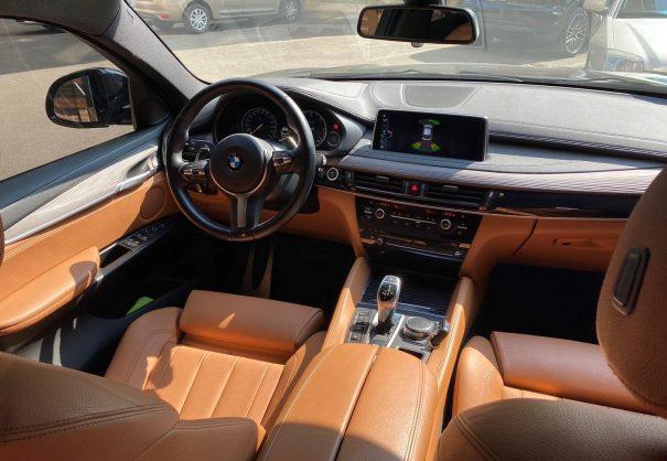 BMW X6 M5 2017 0