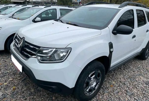 Renault Duster life 0