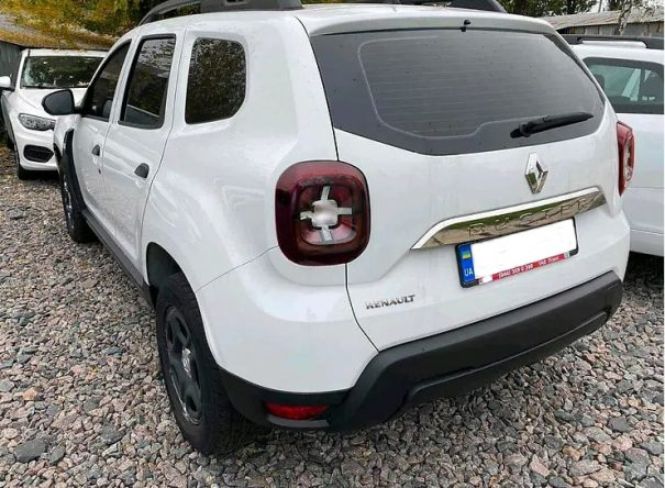 Renault Duster life 1