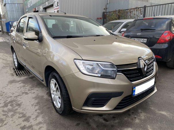 Renault Logan Life 0