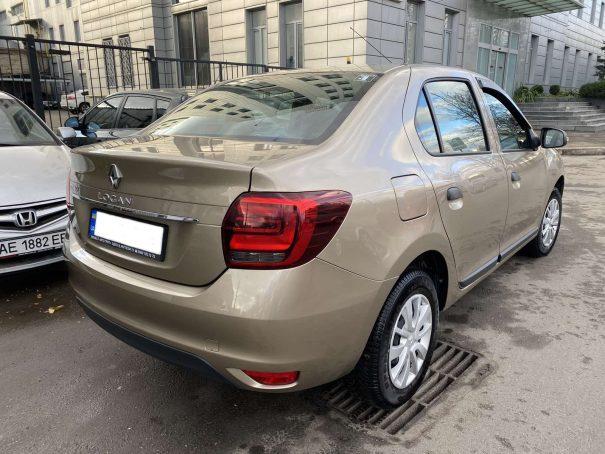 Renault Logan Life 2