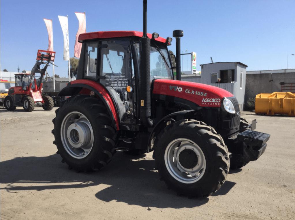 Трактор YTO ELX 1054