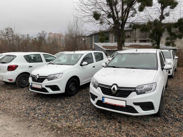 Renault Sandero 2018 0