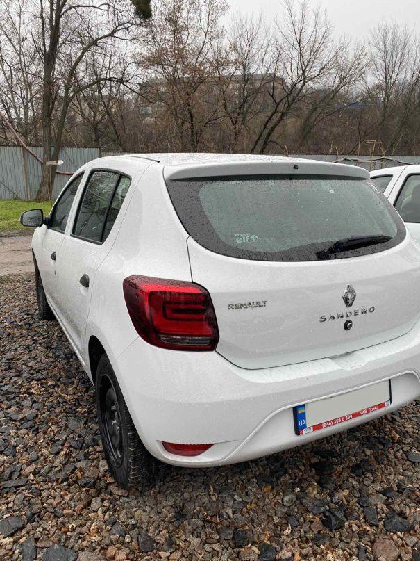 Renault Sandero 2019 4